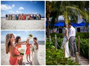 Beachfront Ceremony at Casa Ybel Resort